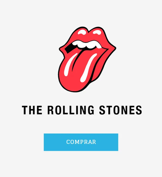 Banner Rolling Stones