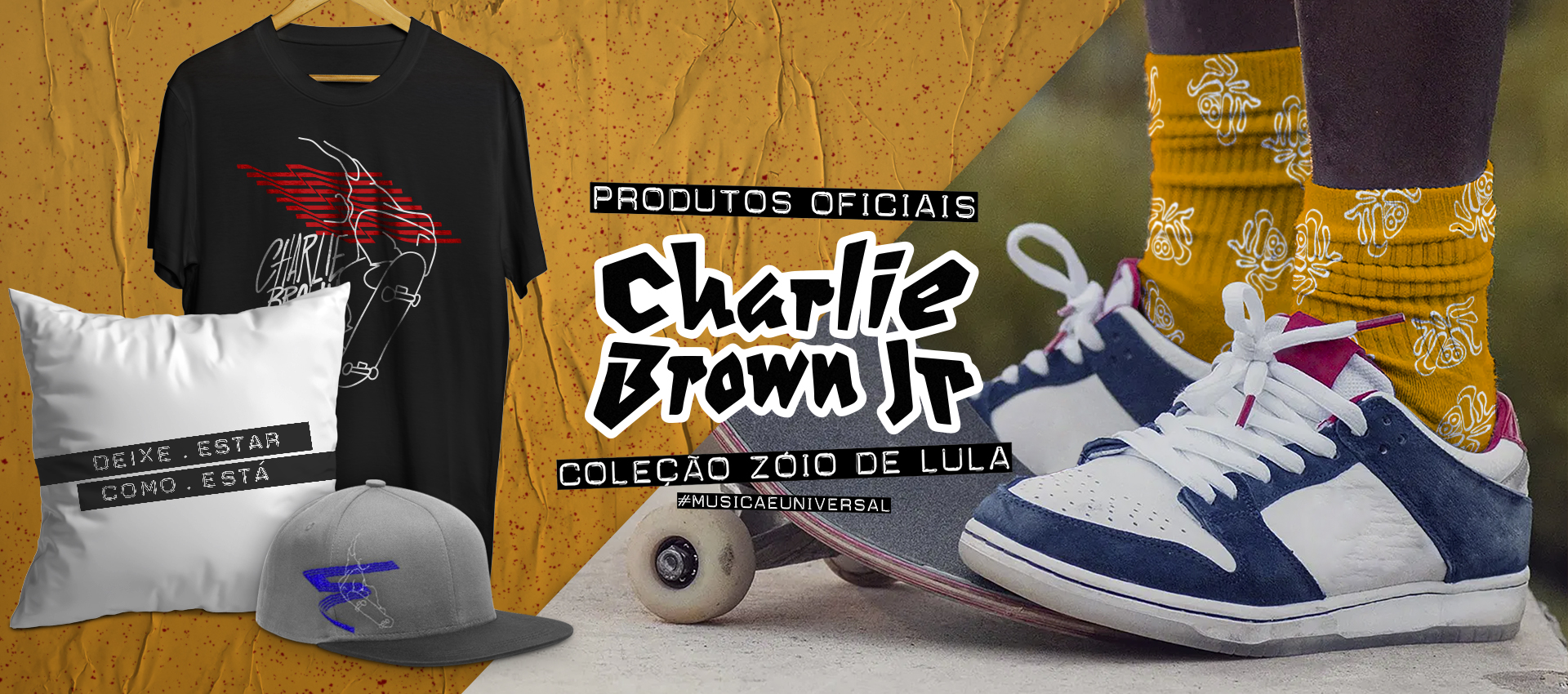 Charlie Brown Jr - Zóio de Lula