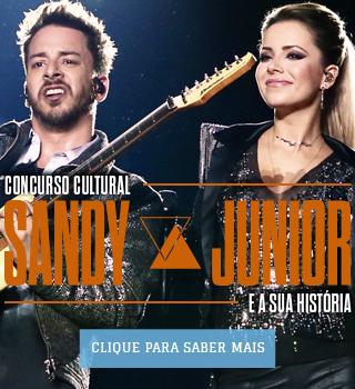 Sandy & Junior - Concurso Cultural