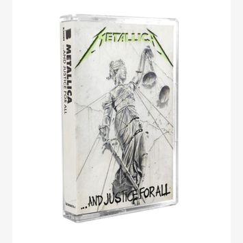 cassete-metallica-and-justice-for-all-importado-cassete-metallica-and-justice-for-all-00602567956563-00060256795656
