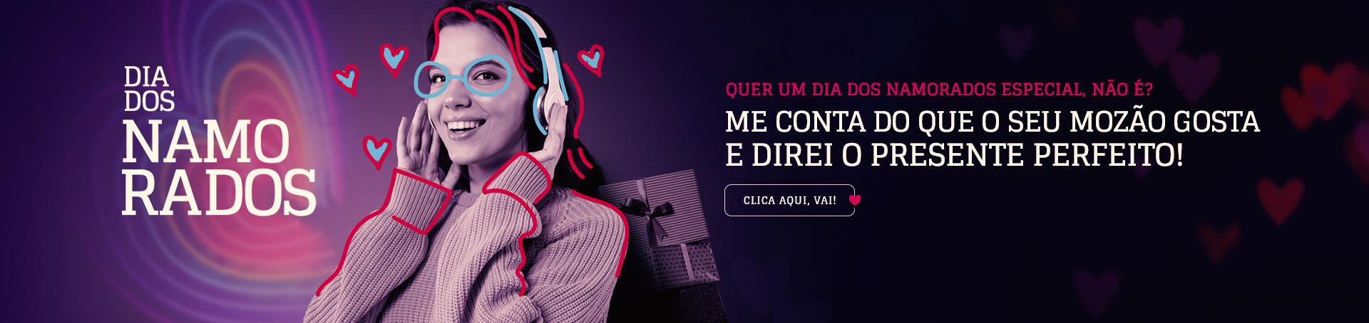 Dia dos Namorados - Chatbot