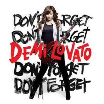 cd-demi-lovato-dont-forget-cd-demi-lovato-dont-forget-00050087123567-2605008712356