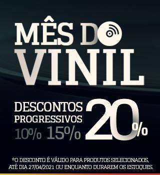 Mês do Vinil