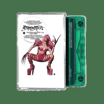 CD-Lady-Gaga---Chromatica---Cassetegreen