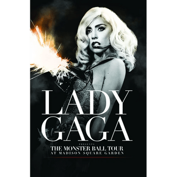 DVD-Lady-Gaga---Presents-The-Monster-Ball-Tour-At-Madison-Square-Garden