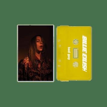Billie-Eilish-Cassete-Bad-Guy-Amarelo-Yellow