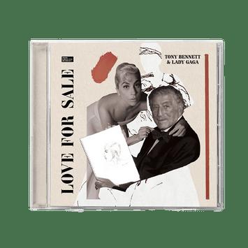 Lady-Gaga-e-Tony-Bennett-Love-for-Sale-CD-Standard