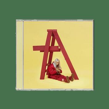Billie-Eilish-Vinyl-Red-dont-smile-at-me-CD