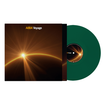 Abba-Voyage-Green-Vinyl